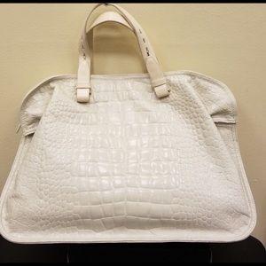 Theyskins theory purse crocodile leather